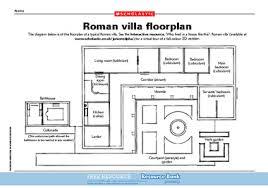 roman floor plan mesmerizing plan of a roman house photos best ideas interior