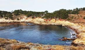 Point Lobos State Reserve Map by Point Lobos Snr U2013 Headland Cove Carmel Ca California Beaches