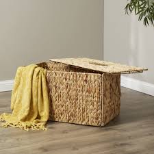 furniture wicker trunk coffee table trunk with storage shabby