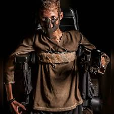Mad Max Costume Disabled Student Turns His Wheelchair Into Epic Mad Max Cosplay