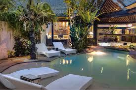 villa sampan relaxed luxury in the seminyak area of bali
