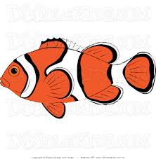 clownfish clipart nemo pencil color clownfish clipart nemo