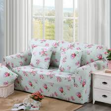 Making Slipcovers For Sofas Aliexpress Com Buy Flower Pattern Sectional Couch Covers L