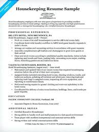 american resume sles for hotel house keeping september 2017 goodfellowafb us