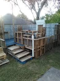 1001 Pallet by Pallet Decks Pallet Terraces U0026 Patios U2022 1001 Pallets