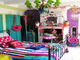 delighful bedroom decorating ideas hippie room d and design