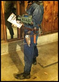 Fallout Halloween Costume Technology Happy Fallout Ween Costume Homemade