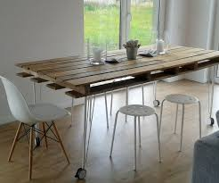Natural and Stylish Pallet Dining Table Ideas