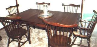american table and chairs the consider h willett company of louisville kentucky