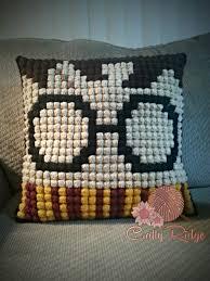 my very own potter pillow crafty ridge designs
