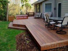 Small Backyard Deck Patio Ideas Deck And Patio Ideas For Small Backyards On A Budget 1 Deck And