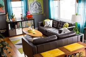 kitsch home decor bright and cheerful interior style in a small space