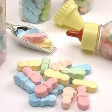 pacifier shaped candy pacifier shaped candy mints 12 oz bag edible favors its a