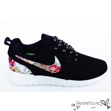 rosh run nike roshe run mesh black floral for men and women