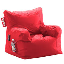 Big Joe Lumin Chair Sapphire by Big Joe Bean Bag Chair Multiple Colors 33