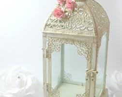 white lantern centerpieces lantern centerpiece etsy