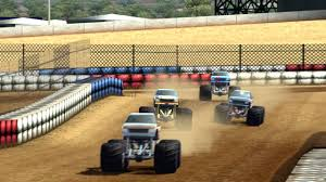 monster truck race videos toca race driver 3 monster trucks youtube