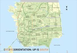 Muni Map San Francisco by Visualizing Mental Maps Of San Francisco