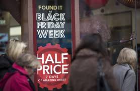 black friday sales europe style wsj