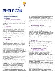 si e social banque populaire loire et lyonnais banque populaire loire et lyonnais rapport annuel 2013