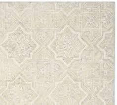 ivory rugs farrah rug ivory pottery barn