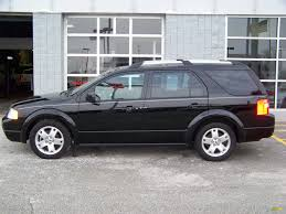 Ford Freestyle Car 2005 Ford Freestyle Limited Awd 2005 Ford Freestyle Limited Black