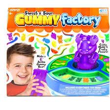 gummy factory sweet n sour gummy factory by horizon usa walmart