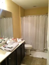 the great paint debate guest room bath and powder room before