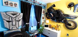 transformers bedroom motorcycle transformers bedroom for juan a young man living with