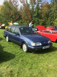 1992 ford sierra 2 0 l ghia 4x4 for sale classic cars for sale uk