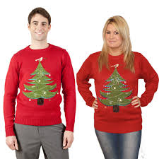 christmas tree jumper with lights red christmas tree jumper with flashing lights 49 holiday
