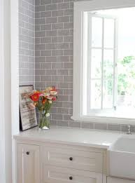 White Kitchen Tile Backsplash Kitchen Kitchen Backsplash Ideas Blue Backsplash Tile Grey