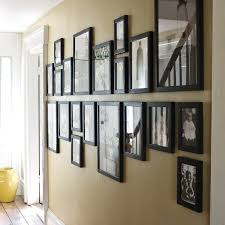 ideas for hanging family pictures with inspirations picture