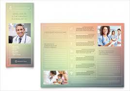 healthcare brochure templates free 23 hospital brochure template psd vector eps jpg