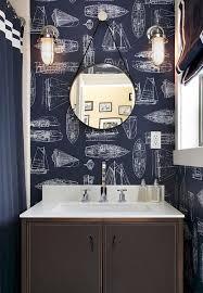 Nautical Vanity Light Delorme Designs Nautical Bathrooms