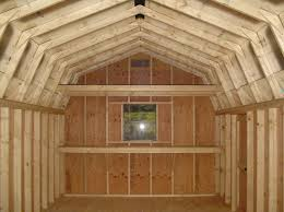 gambrel garage 26 barn storage ideas diy corner shelves for garage or pole barn