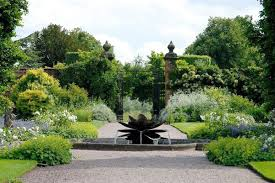 quintessentially english walled gardens of cheshire