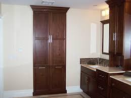 recessed bathroom storage cabinet custom bathroom renovations bergen county bath remodeling northern
