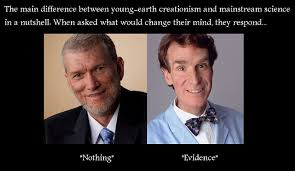 Bill Nye Meme - the best memes from the bill nye ken ham debate god of evolution