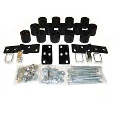 amazon com performance accessories 853 body lift kit for ford