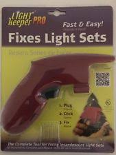 christmas light tester light keeper pro christmas lights tester repair tool ebay