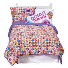 Comforter Assorted Donuts Xl Twin Comforter Iscream