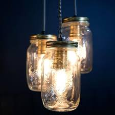 Jar Pendant Light Mason Jar Pendant Lights Amazon Glass Share Completed