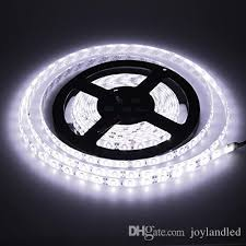 high birght 5m 5630 waterproof led strips light warm white