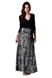 on trend seasons change long sleeve maxi dress plus size black