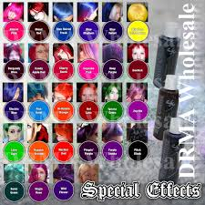 special effects semi permanent vegan hair dye color all colors 4