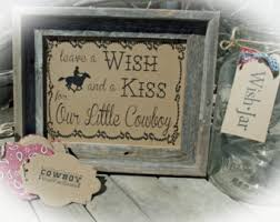 cowboy baby shower ideas cowboy baby shower etsy