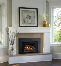 fireplace mantel and surrounds living room wood stone veneer
