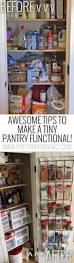 Organizing Kitchen Pantry Ideas Beautiful Pantry Ideas For Small Spaces At On Home Design Ideas