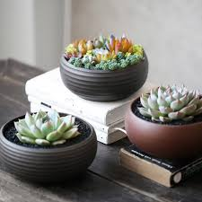 aliexpress com buy desktop planter pots mini ceramic flower pot